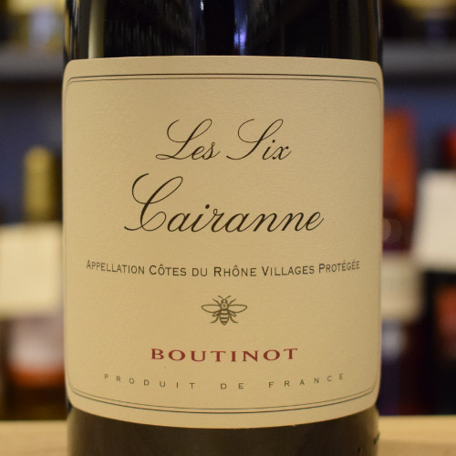 les-six-cairanne-boutinot